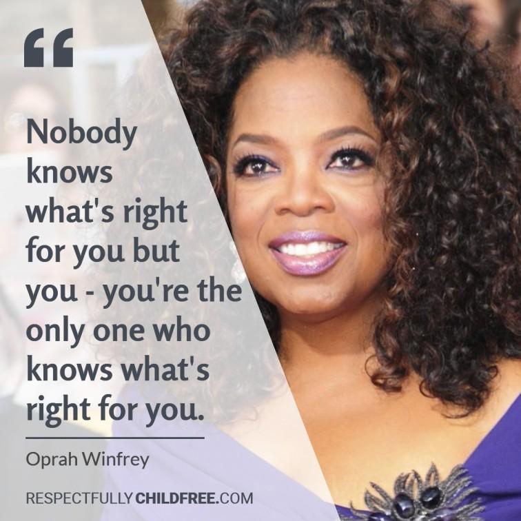 X - oprah winfrey