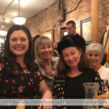 Blair Larae, Maxine Trump, Laura Carroll, Marcia Drut-Davis copy (3)