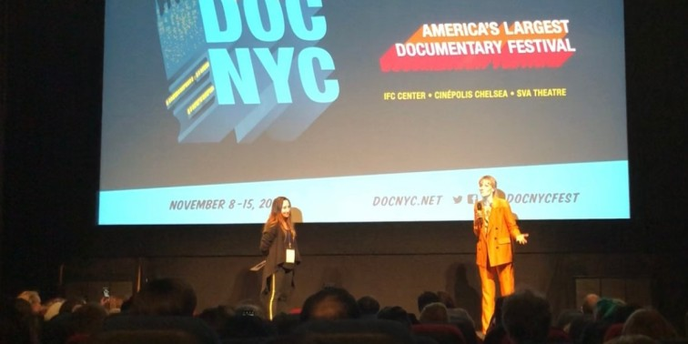 Maxine Trump, DOC NYC Q&A (1)